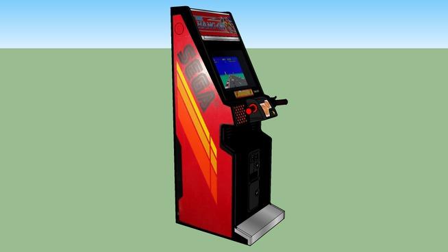 Hang-On Jr. arcade game