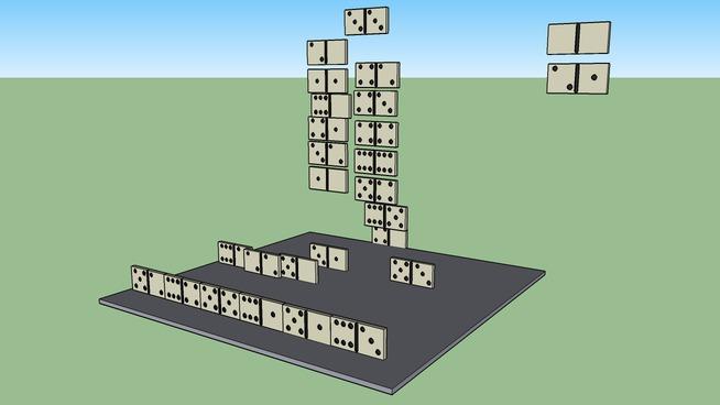 full domino set