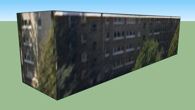 """Budynek: Batalionu """"Pięść"""", Warszawa, Polska"""