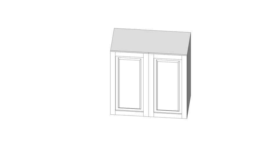Bodbyn 2 Door 30x15x30