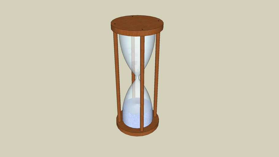 the perfect hourglass