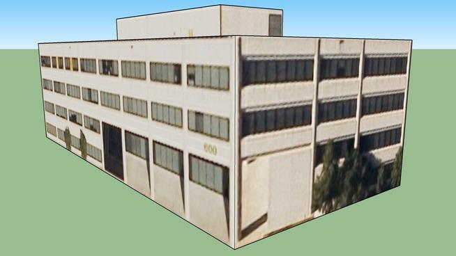 Bâtiment situé Memphis, Tennessee, États-Unis