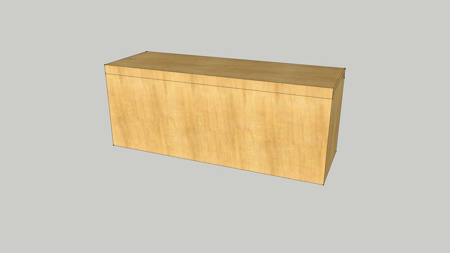 NORREBO IKEA Storage Bench