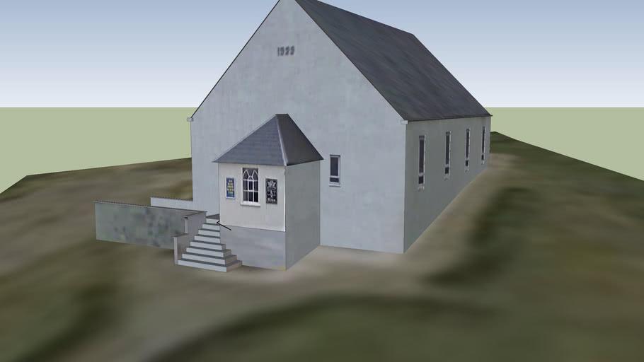 Free Presbyterian Church - Isle of Raasay