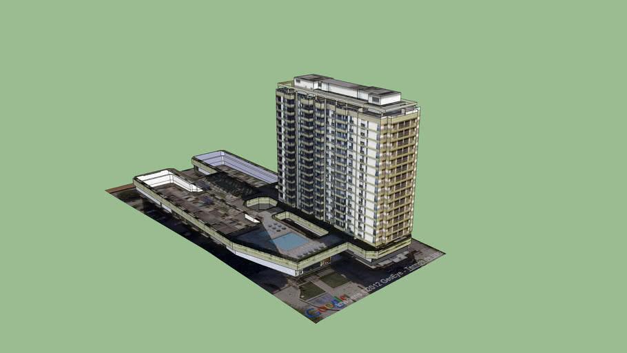Barrabella Hotel Residencia - Bloco 1