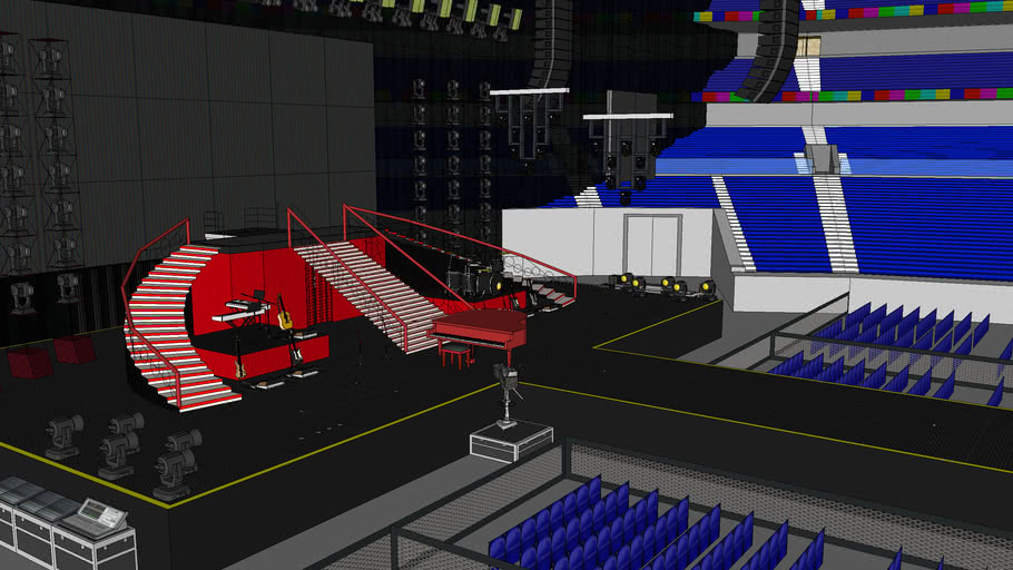 Taylor Swift : RED Tour ASIA (STAGE)