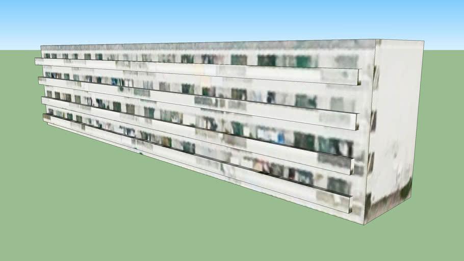 Строение по адресу Сэндай, Мияги, Япония