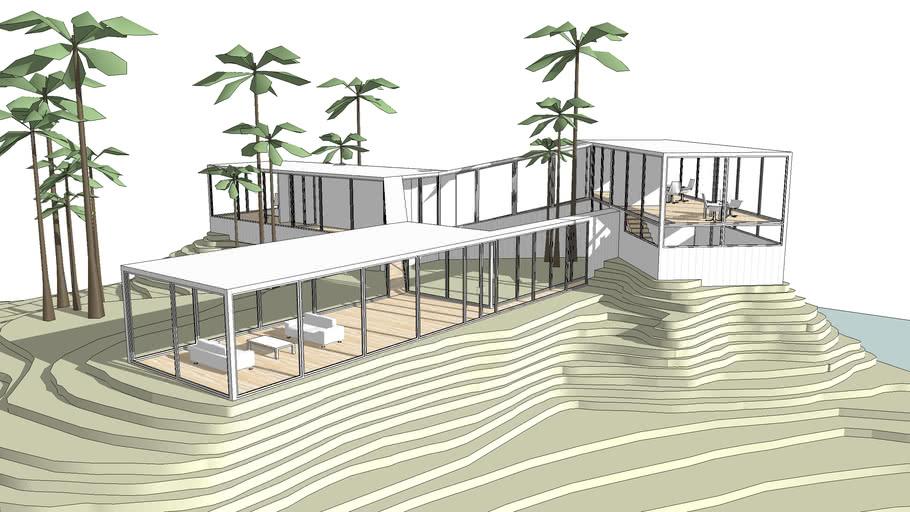 Cargo House