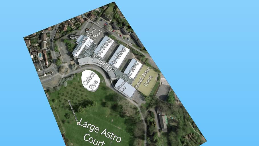 John Cabot Academy Layout