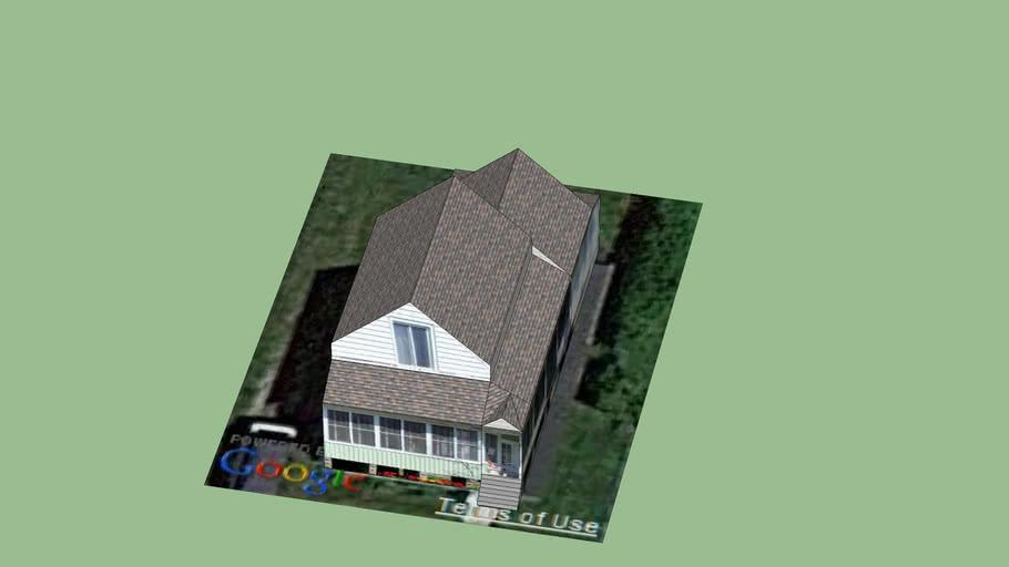 Residence - 619 36th Street, Bay City, Bay County, Michigan