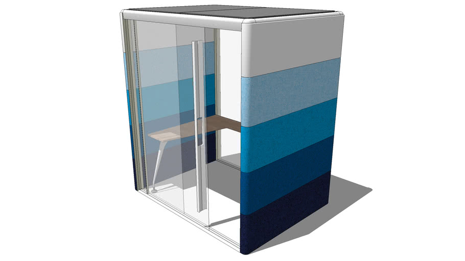AIR-20 Acoustic Pod / Private Booth