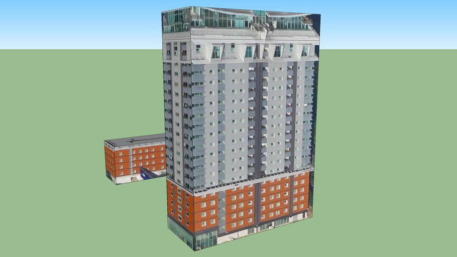 Building in Southwark, London SE1 7QF, UK