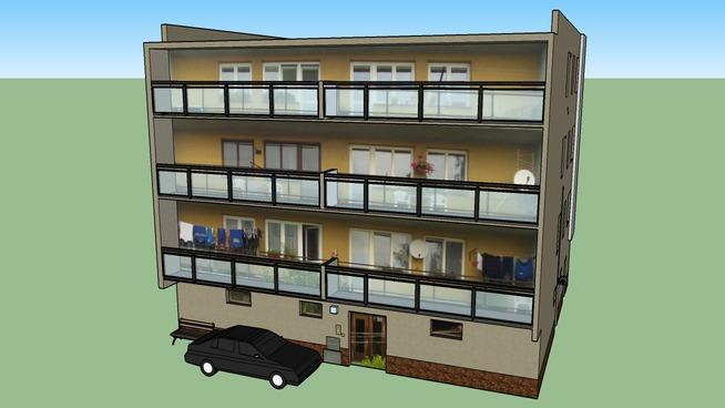 Dům (6 bytů)