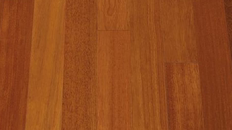 Kempas Natural Wood Floor