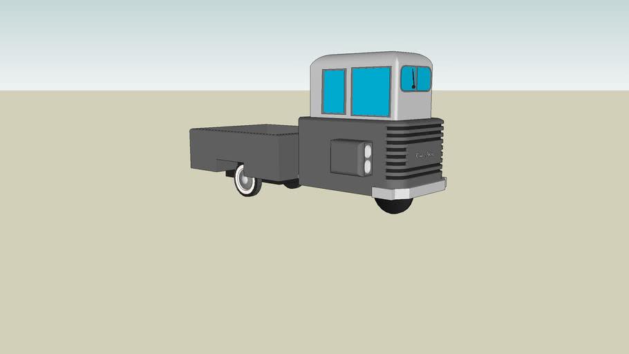Corve Astro Truck