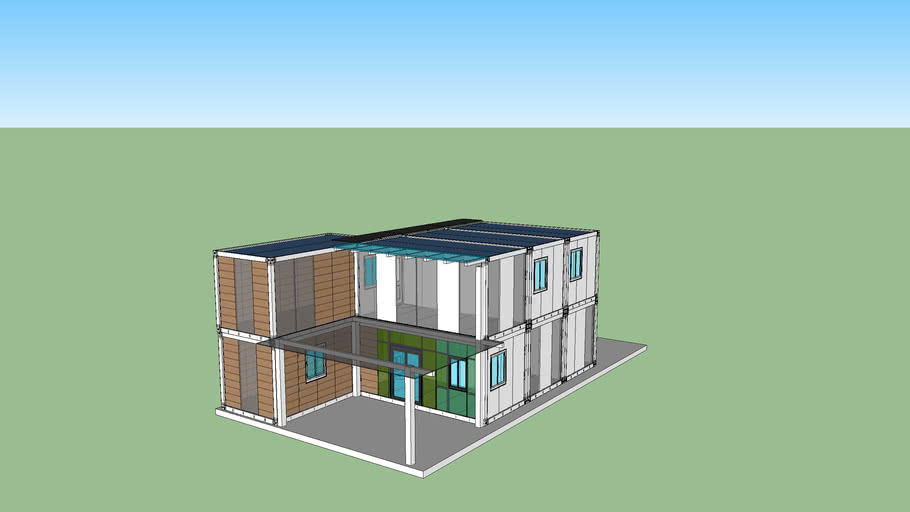 container home and container office