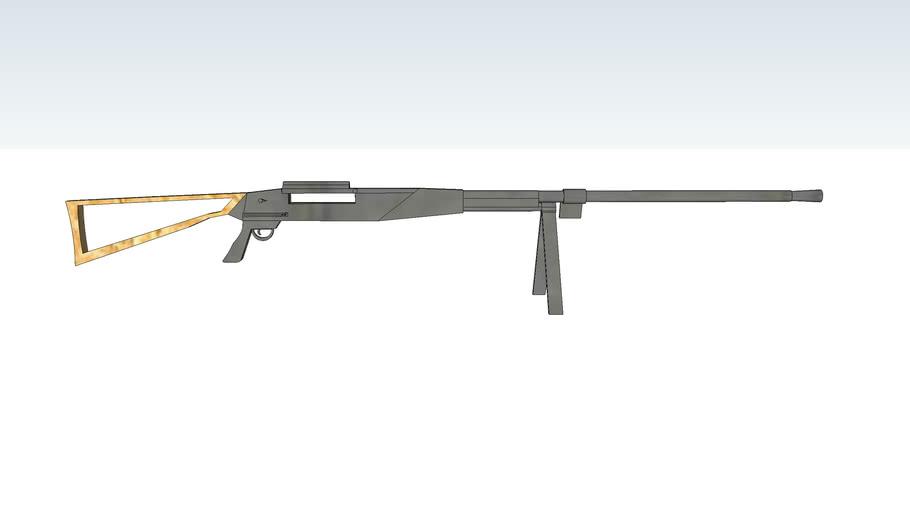 MG-14 machine gun 7.62x54Rmm