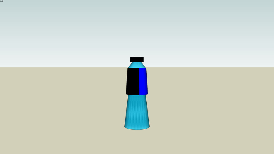 Powerade Bottle