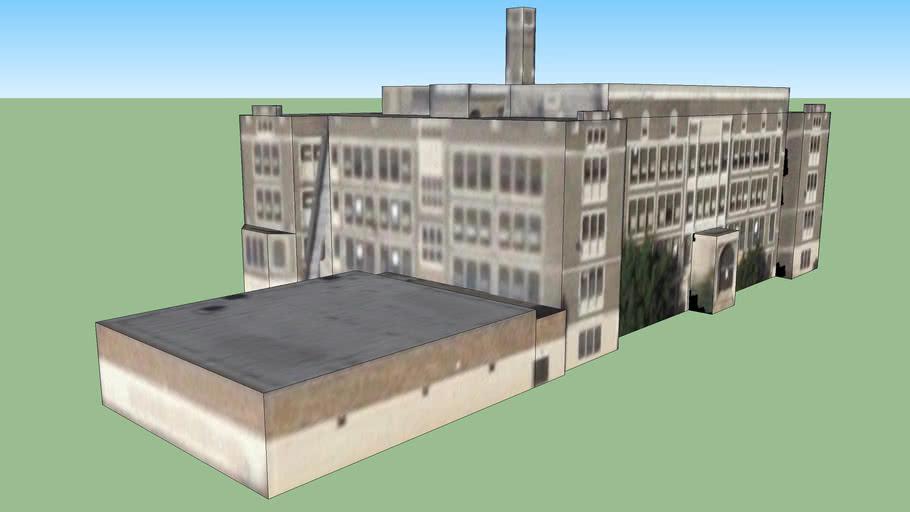 Smith Walter G School in Philadelphia, PA, USA