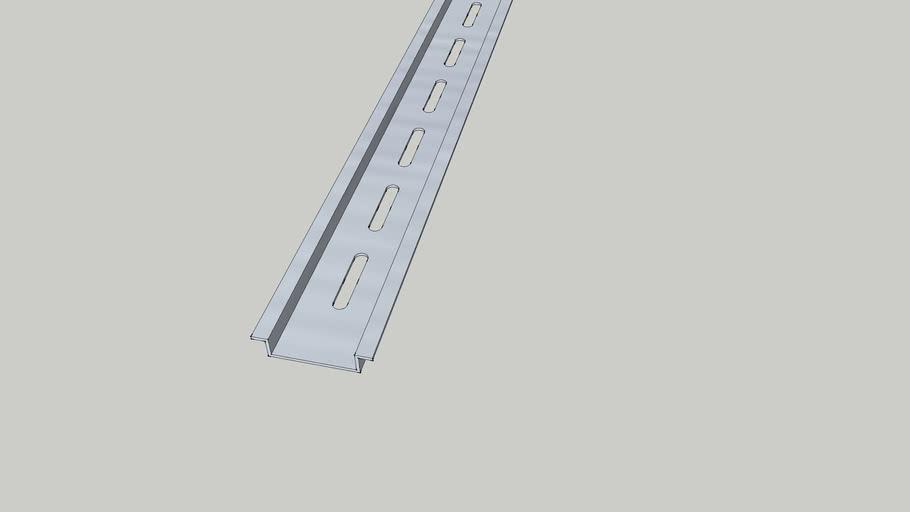 35mm Din rail