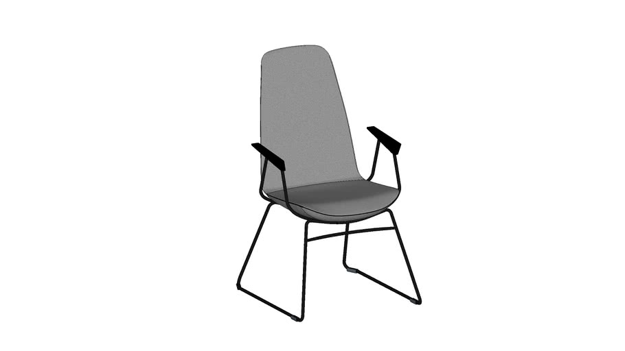 Conference chair by Bejot - LUMI LM 272P