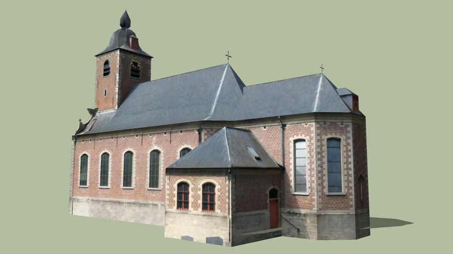 St. Godardus Church, Bekkerzeel