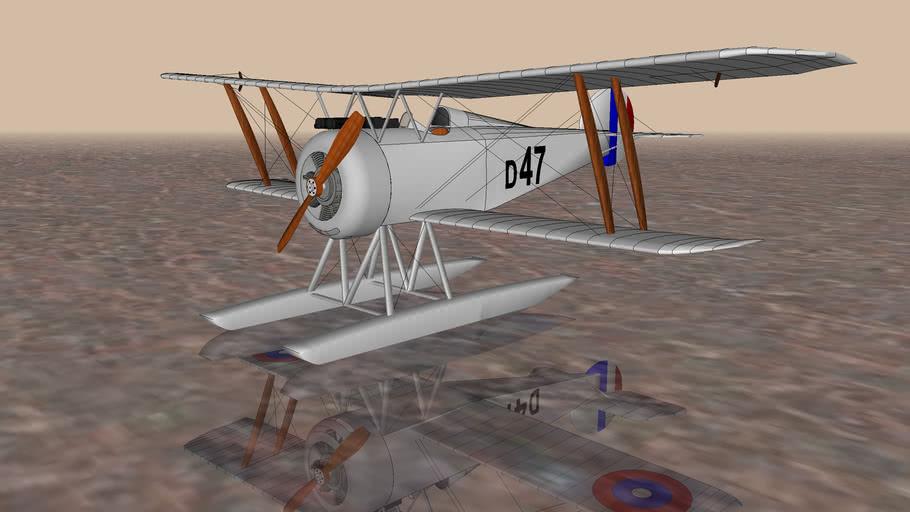 "Hanriot-Dupont HD-2 ""U.S. Navy"""