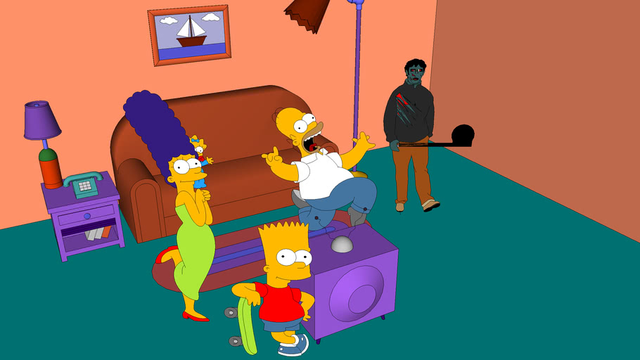 The Simpsons CLast Stand