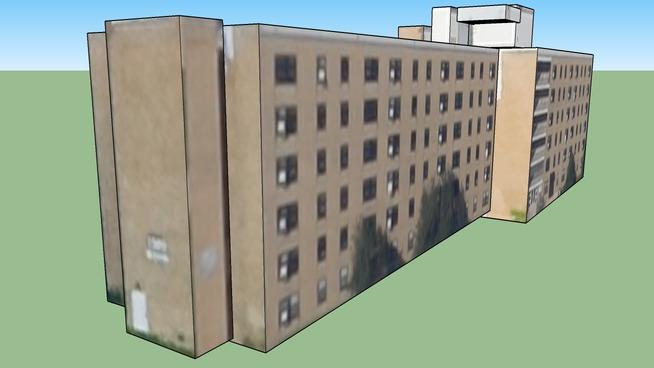 Cuyahoga Housing Authority, Ohio, EEUU