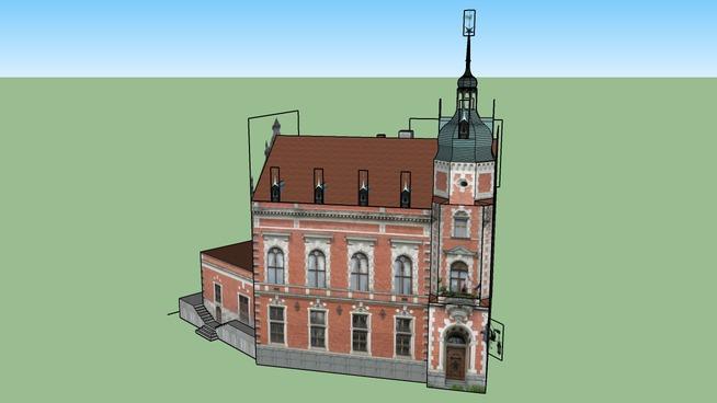Otendorferův dům - Svitavy