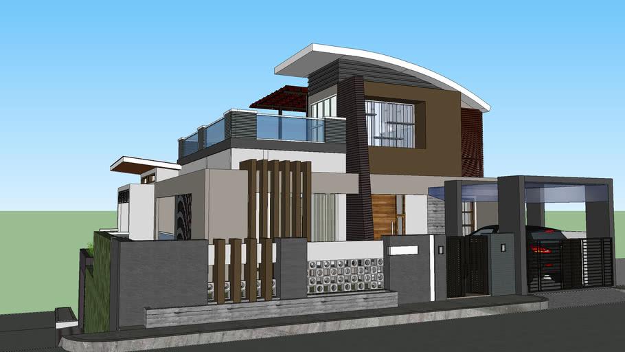 Design house modern