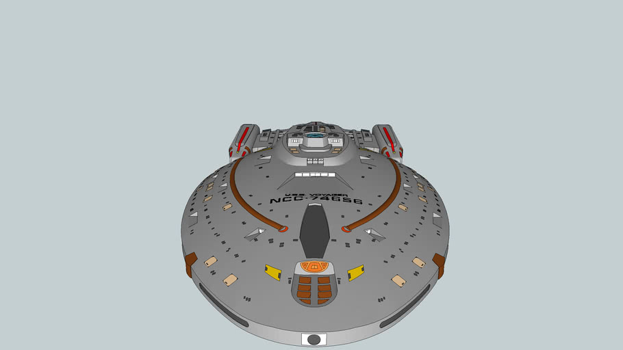 USS.Voyager NCC-74656