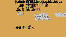 vehicles/ bikes
