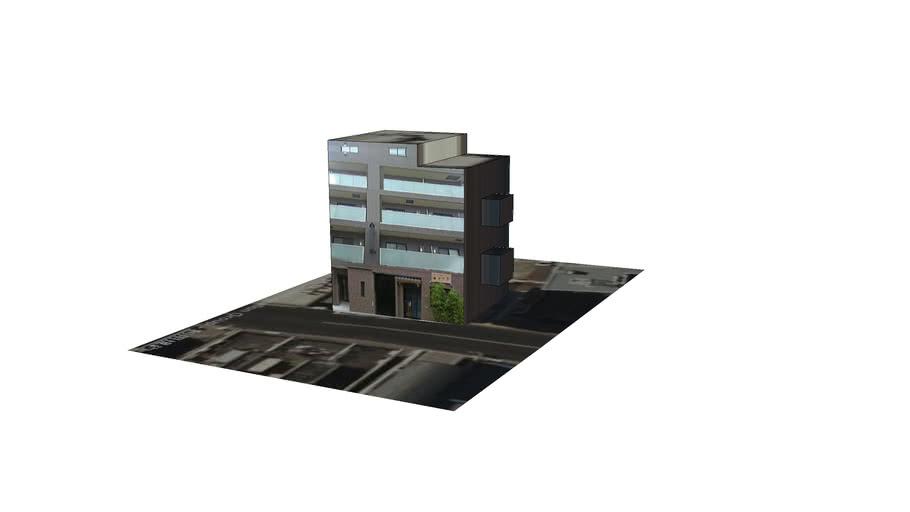 田中庵 a building  with Tanaka-an in Sakurashinmachi