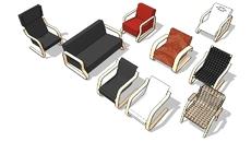 Chair x Sofa