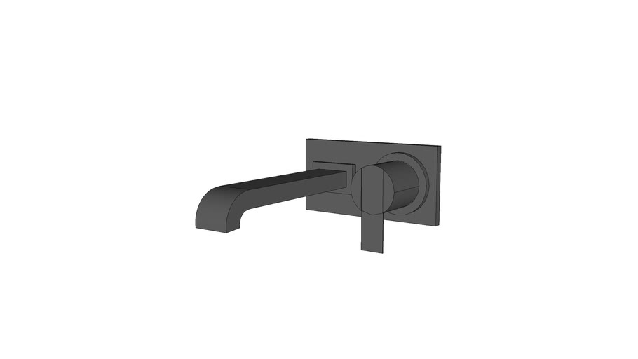 wall mounted tap