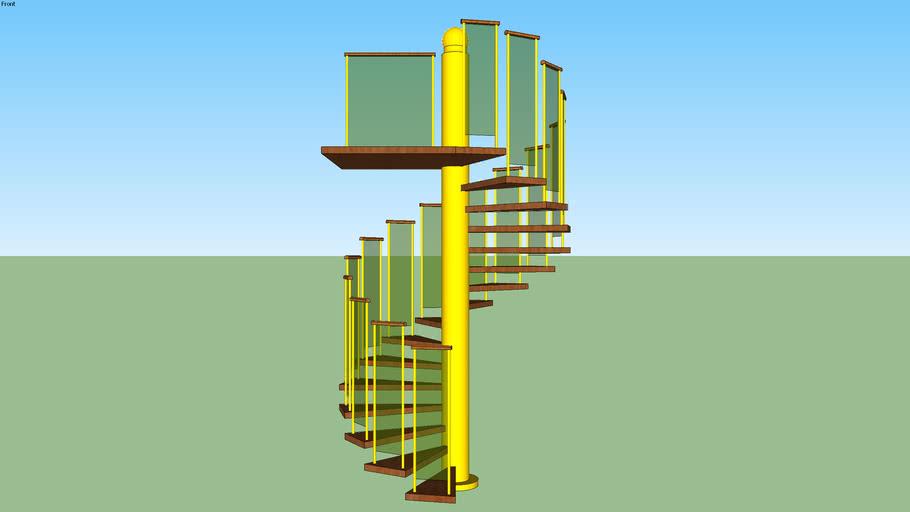 Escalier par jeph77