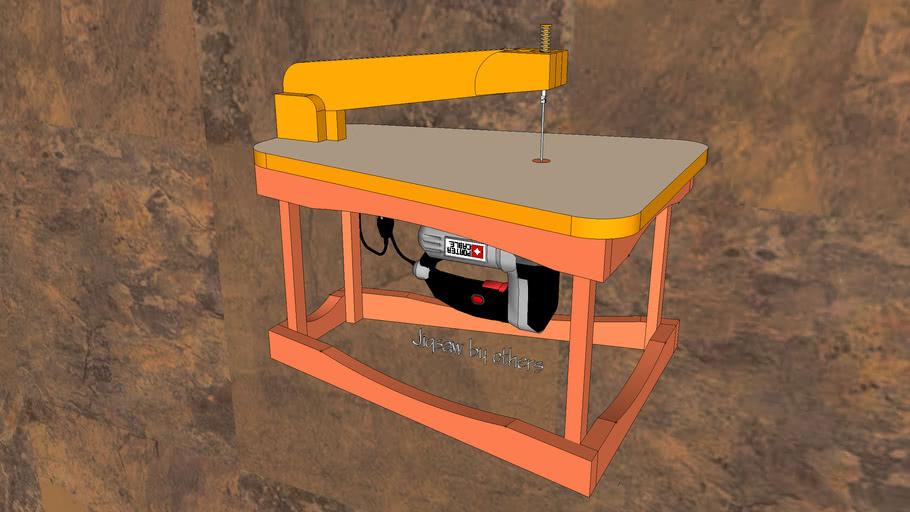 Jig Saw Table 2