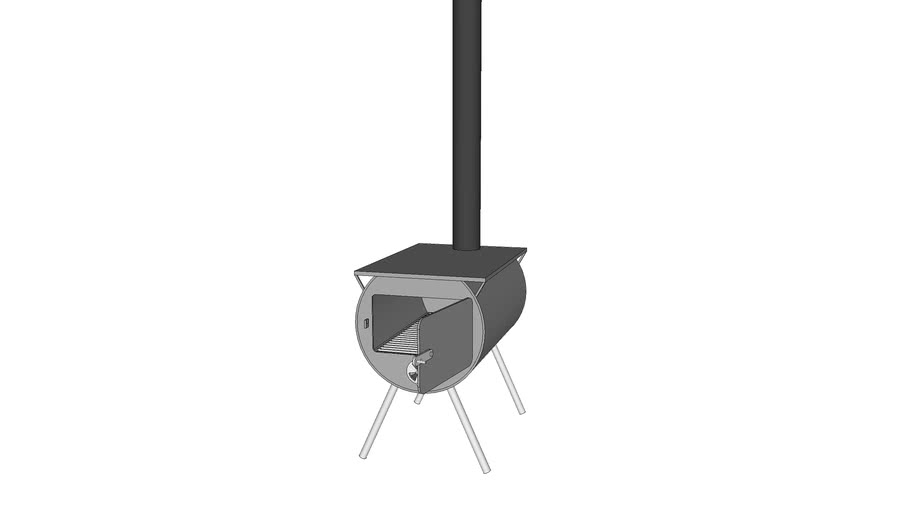 Tent or Cabin Stove