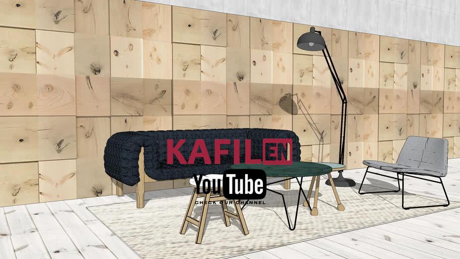 Modern Seating Area