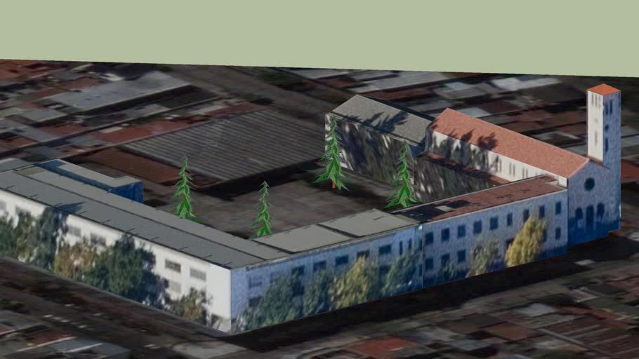 Instituto y Parroquia Cristo Obrero y San Blas