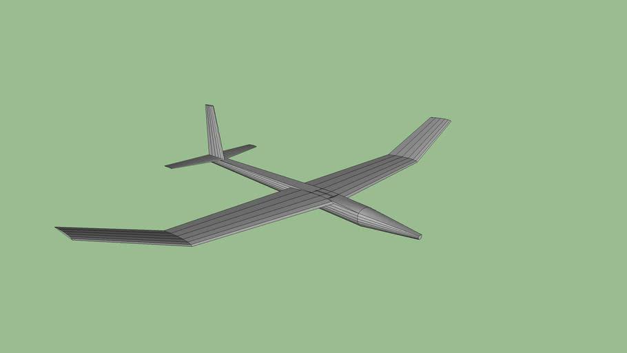 8ft sailplane
