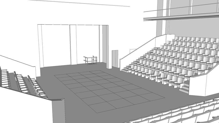 blank universal theatre