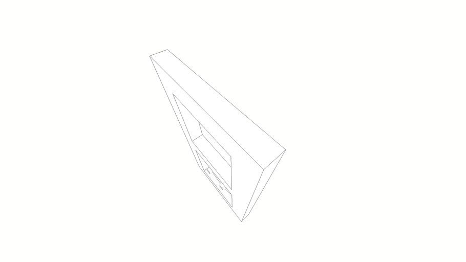 Dvojramecek - vypinac/zasuvka