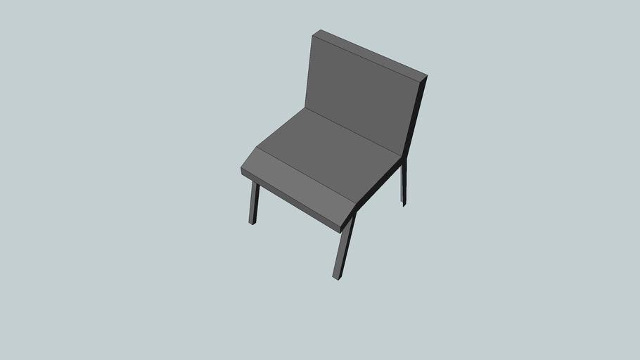 internat stolička