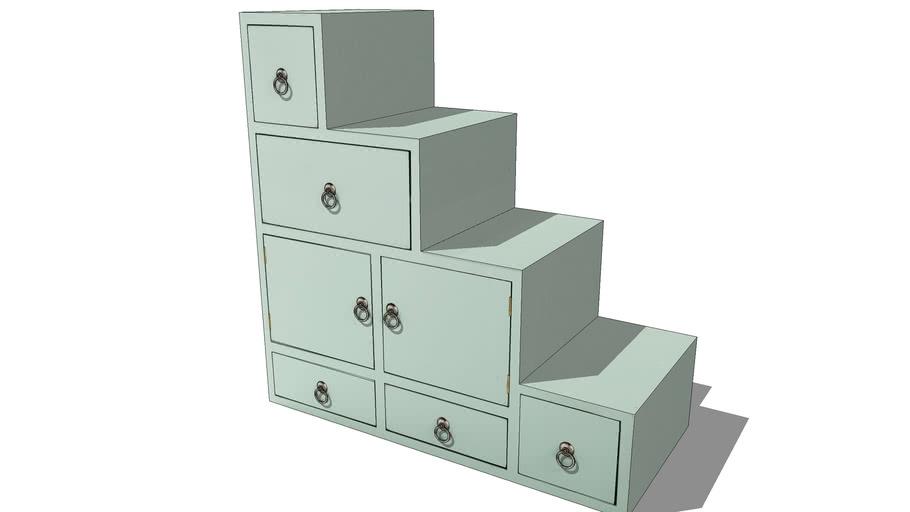 Etagère verte PINK PLANET, Maisons du Monde, réf. 143168, Prix : 229,90 €