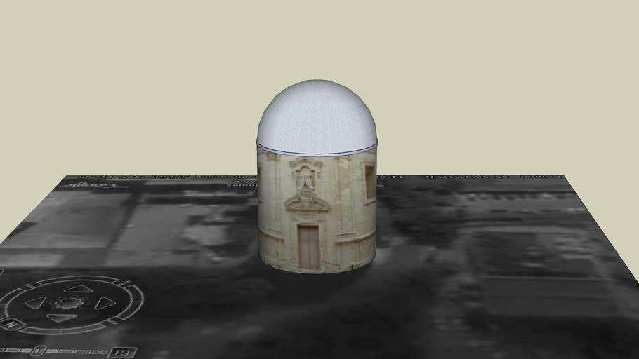 Sarria Chapel