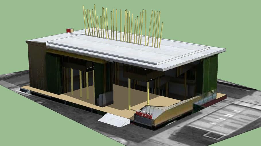 中国2010年上海世博会-印度尼西亚馆 Indonesia Pavilion Expo 2010