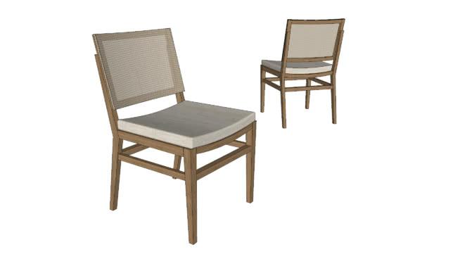 Cadeira Onix palha