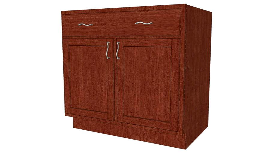 Derby Birch Cinnamon by QualityCabinets™